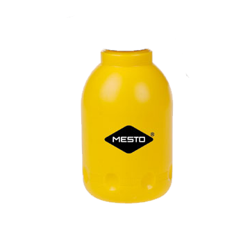 MESTO Ersatzbehälter gelb1,5 L für FLEXI