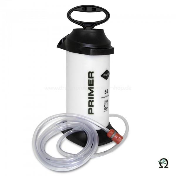 MESTO Druckwasserbehälter PRIMER H₂O - 5 Ltr.