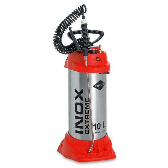 Edelstahl-Hochdrucksprühgerät Mesto INOX XTREME - 10 Liter