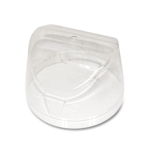 MESTO Spritzschirm 3916 transparent rund ohne Düse