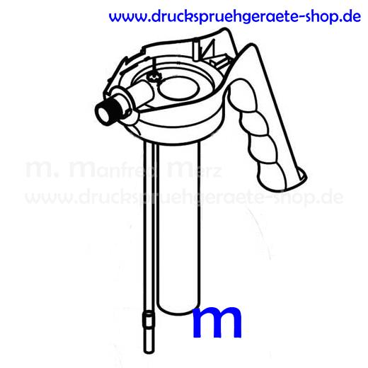 Pumpenkörper mit Zylinder 5235F für FLEXI