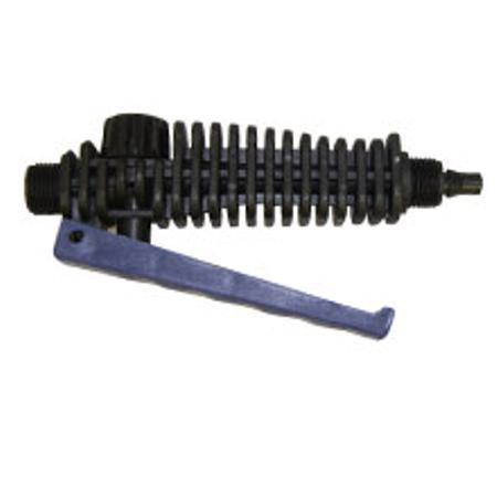 MESTO Abstellventil 6308ME f. Drucksprühgeräte CLEANER mit EPDM-Dichtungen