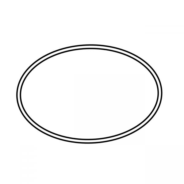 MESTO O-Ring 7204M Ø129,29 × 3,53 mm NBR
