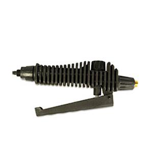 MESTO Abstellventil Kunststoff 1348LN für Spiralschlauch mit FPM-Dichtungen