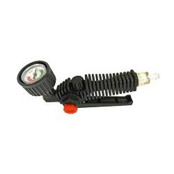 MESTO Abstellventil Kunststoff mit Druckregler für Schlauch NW 10 mm, NBR-Dichtungen