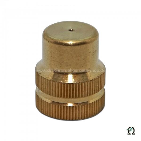 MESTO Messing-Hohlkegeldüse 0,8 mm ohne Dralleinsatz