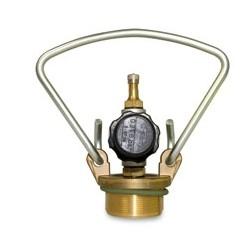 Messing-Druckluft-Füllventil 6211A für FERRUM, RESISTENT - Autoreifenventil