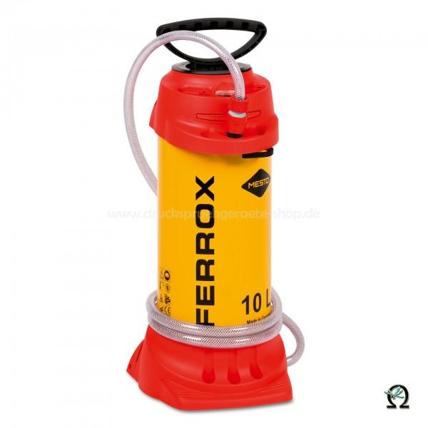 MESTO Druckwasserbehälter 3585W FERROX H₂O 10 Liter