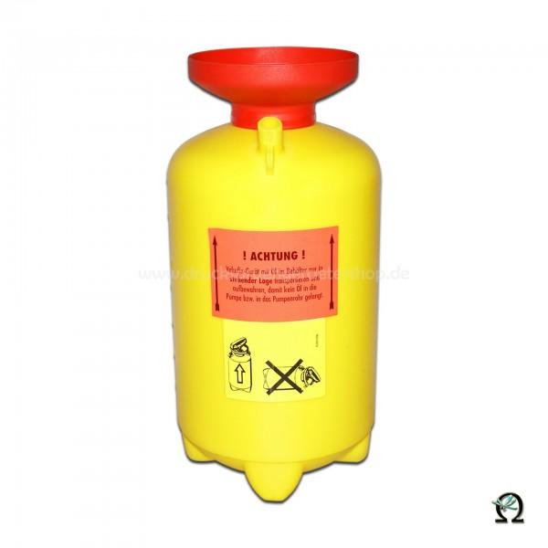 Ersatzbehälter gelb 4 L für MESTO SAUGFIX