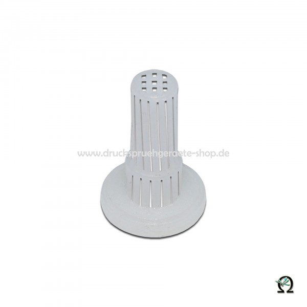 MESTO Filtersieb Kunststoff 1395 für Abstellventile Kunststoff klein