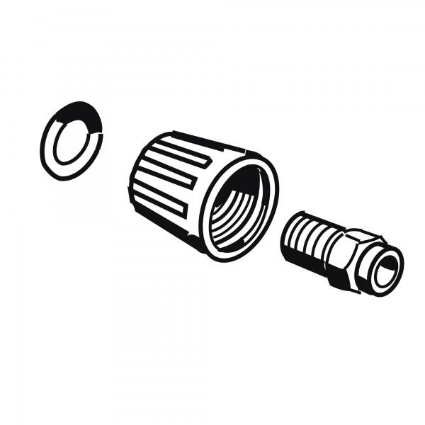 MESTO Übergangsnippel NBR innen 18×1,5 mm - außen 11×1 mm komplett