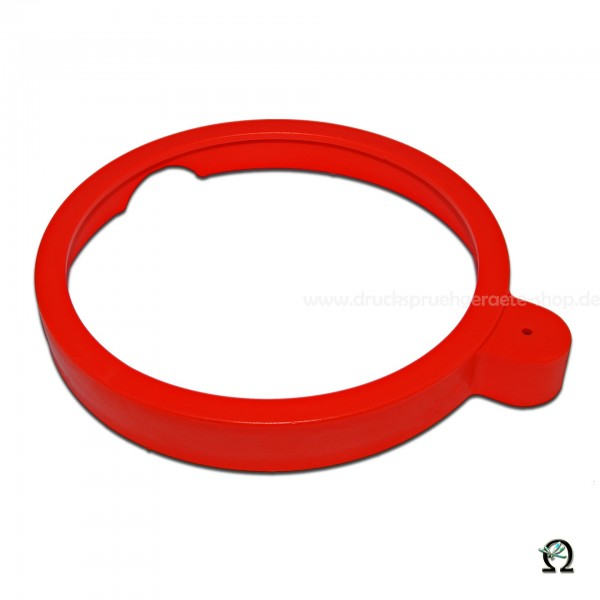 Fußreif rot 6107R für MESTO Gartensprühgeräte