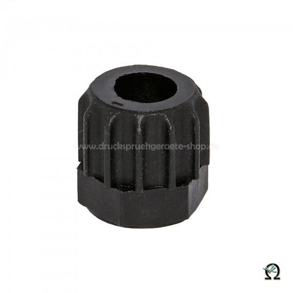 MESTO Überwurfmutter 6340K Kunststoff für Spiralschlauch