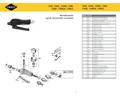 MESTO Abstellventil Kunststoff für Schlauch NW 10 mm mit Manometer, NBR-Dichtungen